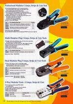 Module Cable Crimper